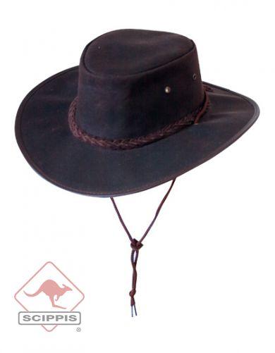 Oilskin hatt Gibson